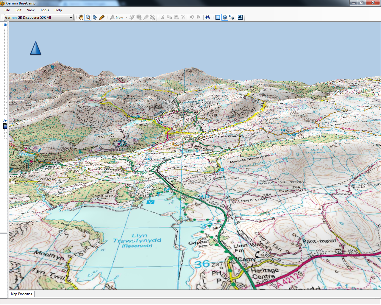 Garmin launches free basecamp route planning software garmin image002 gumiabroncs Images