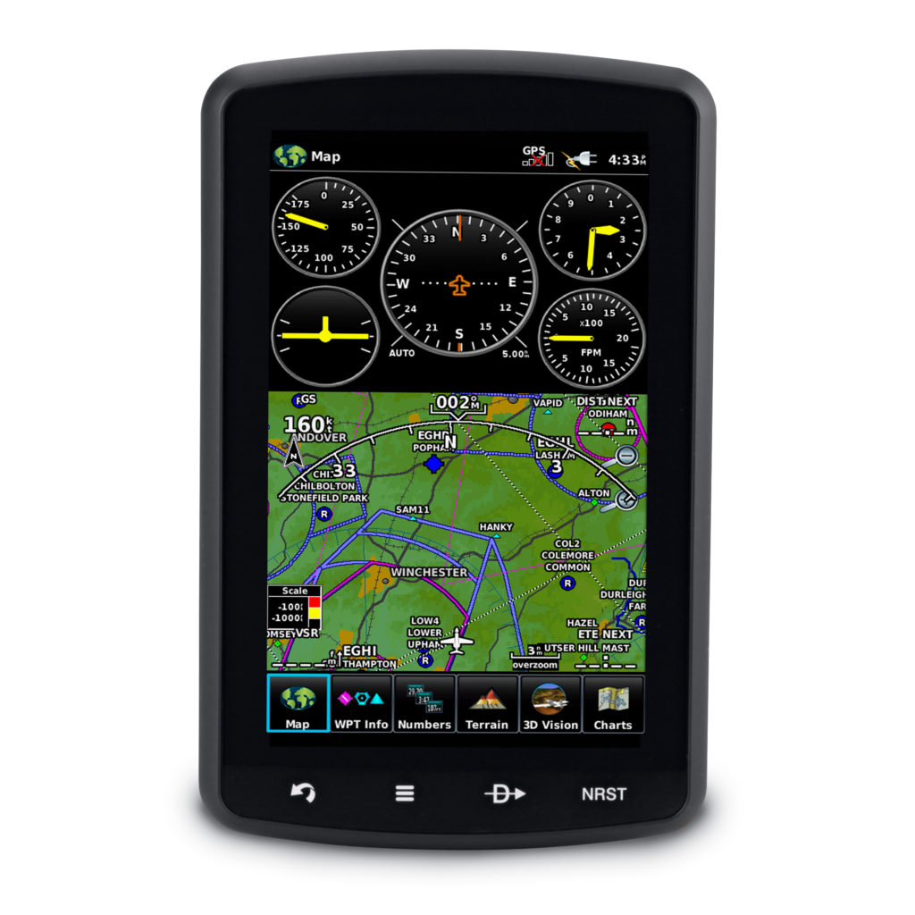 Garmin Unveils The Aera 796 And 795 Portable Touchscreen