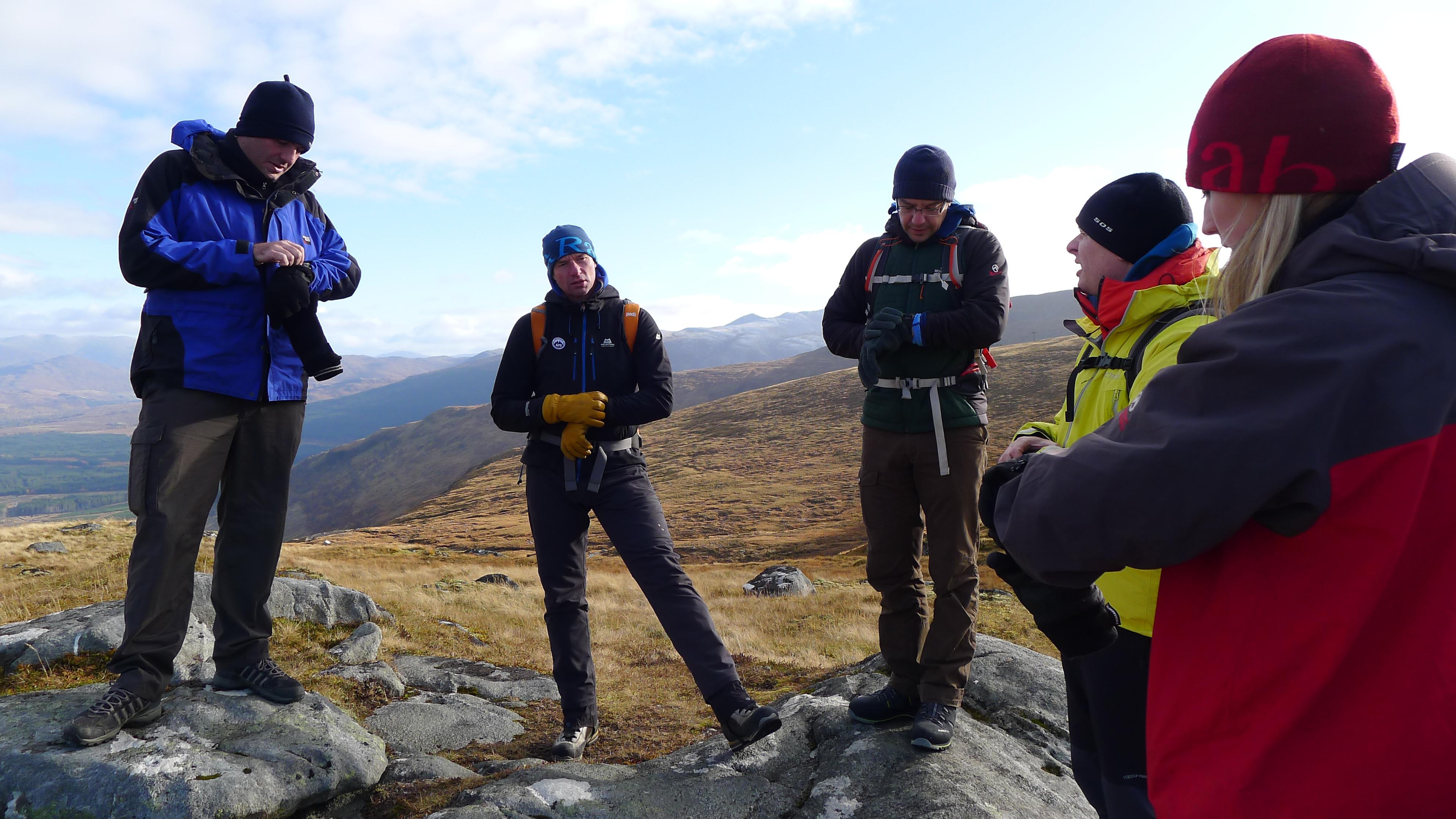 garmin begins partnership with the association of mountain rh garmin com Accounting Training Guide mountain guide training uk
