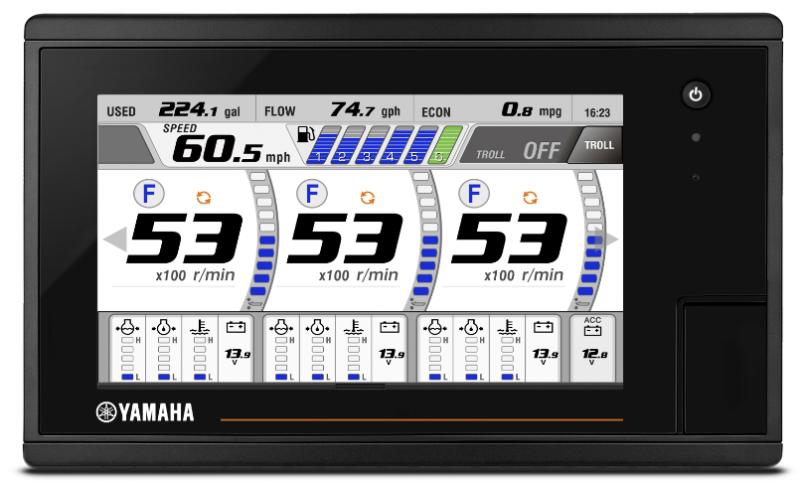 Yamaha CL7 UPDT