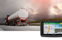 Garmin® introduces the next generation of navigation for professional truck drivers with the dezl 580 LMT-D