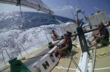 Team Garmin Clipper Race Report: Atlantic Trade Winds Leg 1, Days 15-28