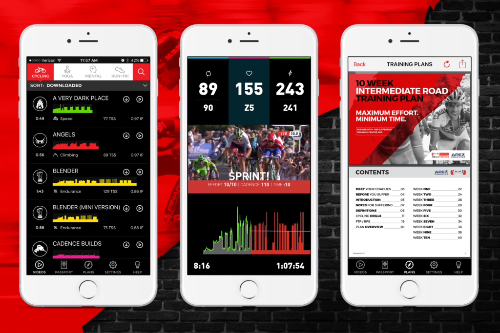 Introducing New Indoor Cycling Training Data Partners - The