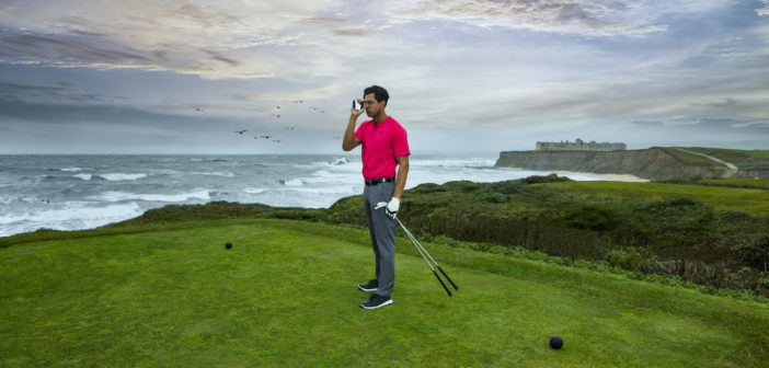 Garmin unveils the Approach Z80, an innovative golf laser range finder with integrated GPS and preloaded course map overlays