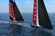 Garmin selected as Official Supplier for Team Luna Rossa