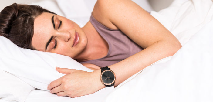 Advanced Sleep Monitoring in Garmin Connect