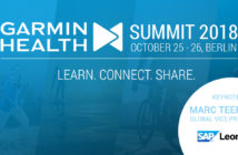 Learn. Connect. Share. – Garmin Health Summit 2018