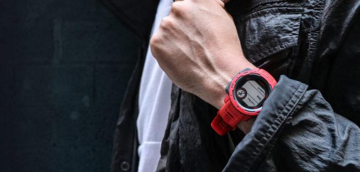 Meet the Garmin® Instinct®: a GPS watch built tough for the outdoors