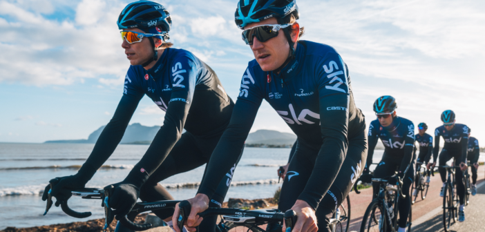 Garmin® announces professional cycling team sponsorships, equips world champion cyclists with top-of-the-line products