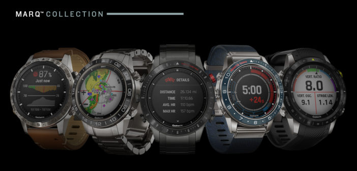 Garmin® unveils the MARQ™ Collection: a series of lifestyle inspired connected tool watches, crafted to champion the life you live