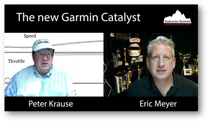 Garmin Catalyst Instructor
